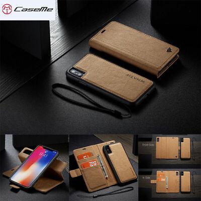 8 Wasserdichte Leder (Für iPhone X 8 7 6s+ Case Wasserdicht Flip Magnet Handy Schutz Hülle Leder Cover)