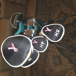 Believe Ladies Complete Golf Set - Right-handed