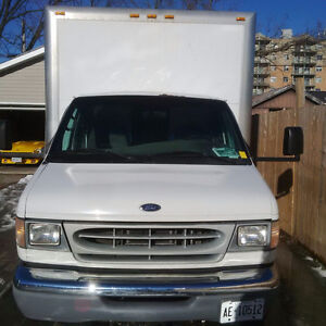 2002 E450 Priced at Sell