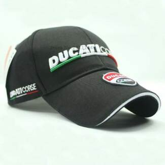 BRAND NEW DUCATI CAP HAT 848 1098S MONSTER 916 PANIGALE 600SS