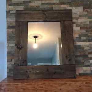 Miroir d coration accents dans laval rive nord for Miroir kijiji