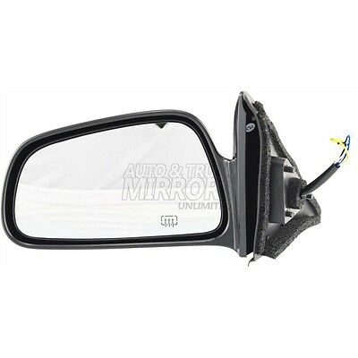 -  99-03 Mitsubishi Galant Driver Side Mirror Replacement - Heated