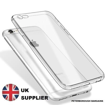 10 pack of TPU Gel Transparent Skin ShockProof Case Cover  For iphone 7/ 7s Iphone Skin Pack