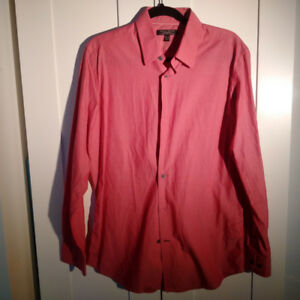 Men's Shirts and Coats, Size M