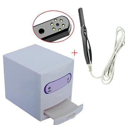 Dental X-ray Film Viewer Usb Reader Digitizer Scanner Imagingintral Oral Camera