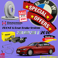 SPECIAL OFFER FOR Brake System Package- BMW-323i-2010