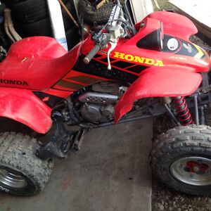 2004 honda 400ex with upgrades $2200obo