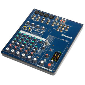 Yamaha MG82CX 8 Input Stereo Mixer with Digital Effects