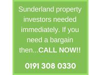 Investors needed! HUGE property deals in Sunderland..DONT MISS OUT!