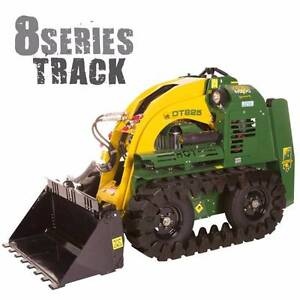 KANGA MAXI DIESEL TRACK LOADER DT835 $195 PER DAY + FREE TRAILER Perth Perth City Area Preview