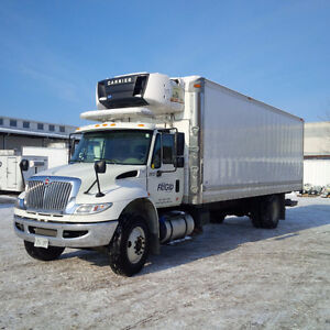 used reefer trucks for sale