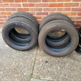 Michelin Primacy car tyres x 4 185/65/R15 88T