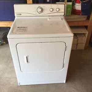 Maytag Dryer Pick up Sat Dec 3