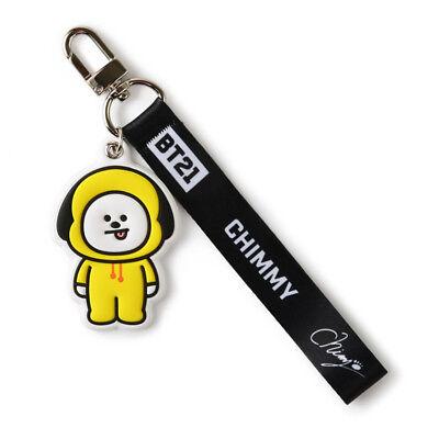 BTS (Bangtan Boys) BT21 Travel Wrist Strap - CHIMMY Monopoly K-POP Goods