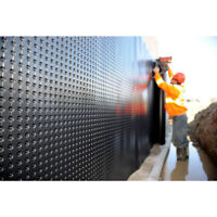 Full Time Construction Labourer - Waterproofing foundations