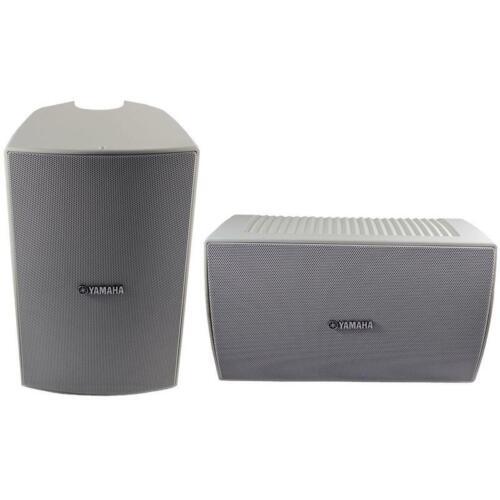 Yamaha NS-AW294WH Indoor/Outdoor 2-Way Speakers