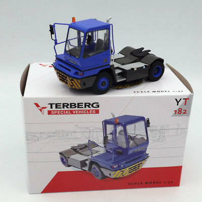 Terberg 1:50 Special YT182 Trailer Head Diecast Models Toys Car Collection Blue