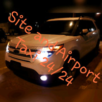 Site and Airport Taxi