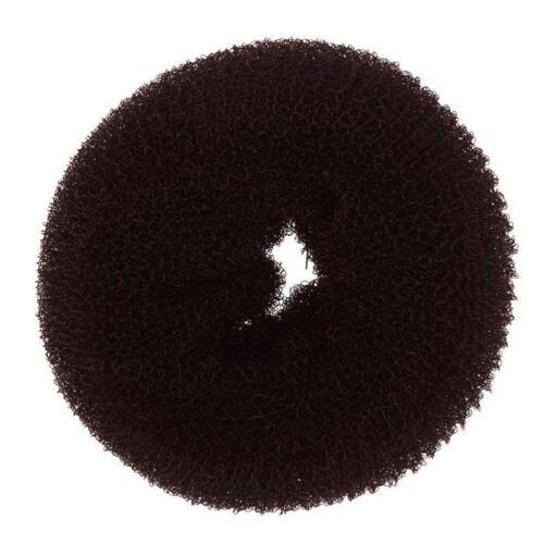 Magic Flexible Donut Hair Ring Bun Elastic Former Shaper Bum Styler Maker Tool