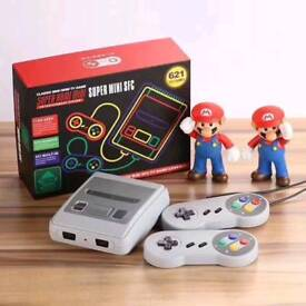SNES STYLE CONSOLE