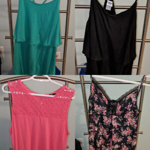 Women and Men's Clothing