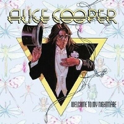 "Alice Cooper ""Welcome To My Nightmare"" Cd Neu"