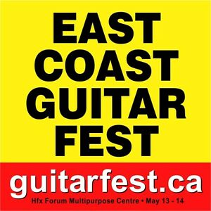 2016 East Coast Guitar Festival May 12-14