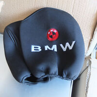 BMW head rest cover - brand new