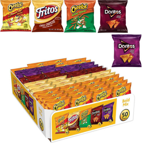 Frito-Lay Bold Mix Variety Pack (50 pk.)