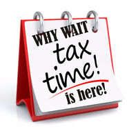 LATE FILING YOUR TAXES? NO WORRIES!