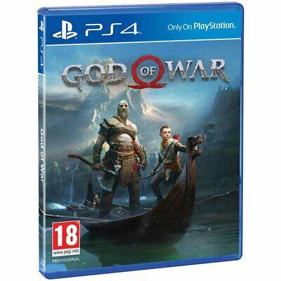 God Of War Ps4 Videogioco Italiano Sony Playstation 4 gioco ita nuovo Sigillato
