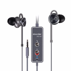 Noise Canceling Headphones with High Quality Sound
