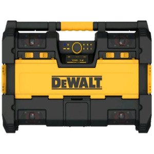 Dewalt tough system 20v lithium work radio