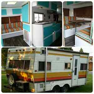 Edson camper for sale