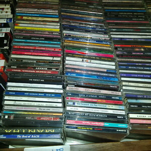 OVER 300 CDs