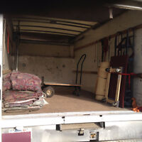 MOVER AVAILABLE WITH TRUCK FOR ANYTHING YOU NEED
