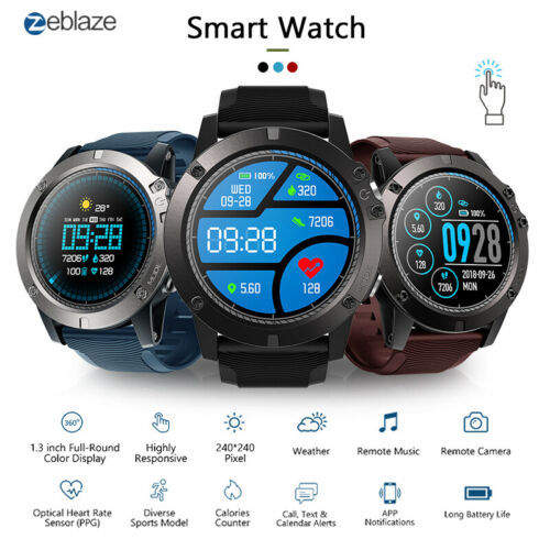 Zeblaze VIBE 3 PRO Smart Watch Waterproof Sport touch Bracel