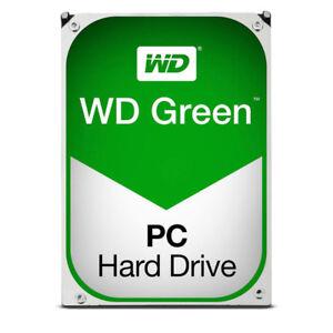 WD Green 4TB Desktop Hard Disk Drive - SATA 6Gb/s (WD40EZRX)