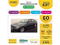BMW 320 2.0 auto 2008MY i Edition M Sport FROM £31 PER WEEK.