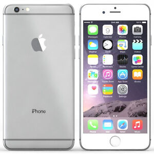 LIKE NEW IPHONE 6 WHITE 16GB FIDO West Island Greater Montréal image 1