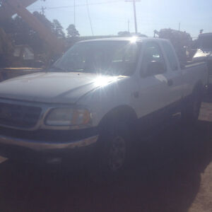 2003 Ford F-150 White Pickup Truck, 4 x4, PRICED TO SELL!! Cambridge Kitchener Area image 2