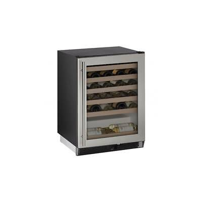 U-Line Wine Captain U-1024WCS-00A 24 In Built-in Wine Storage Stainless for sale  Baltimore