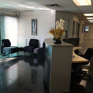 Centrally Located Ground Level Beautiful Fully Furnished Office