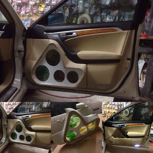 CAR AUDIO-REMOTE STARTER-DOUBLE DIN-SPEAKER INSTALLATION