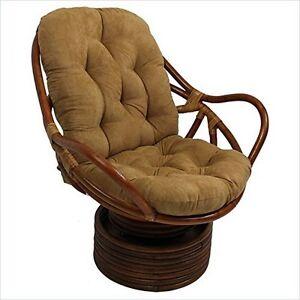 Rattan Swivel Chair Ebay