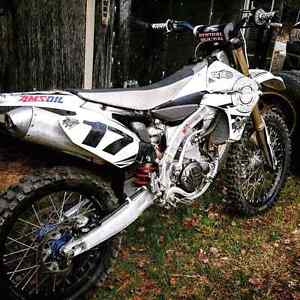 REDUCED $$ 2013 YZF450