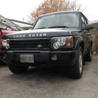 2003 Land Rover Other HSE Wagon