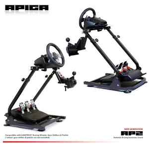 Apiga2 Race Wheel Stand