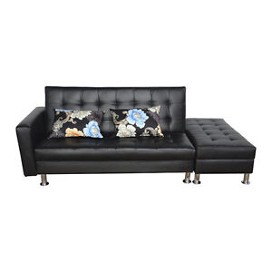 Sofa Bed Futon Storage Stool Couch Sleeper Loveseat Storage Stoo