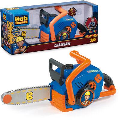 Smoby Bob der Baumeister Kettensäge Spielzeug Kinderwerkzeug Kinder Säge NEU